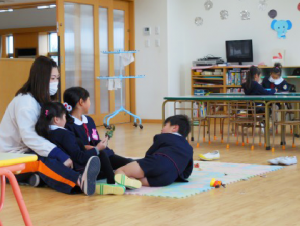 大島幼稚園の1日